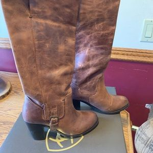 Women's Ariat tall fashion boot.